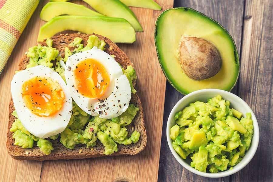 2- Egg Diet