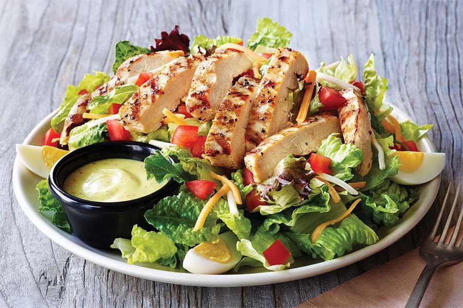 4- Salad